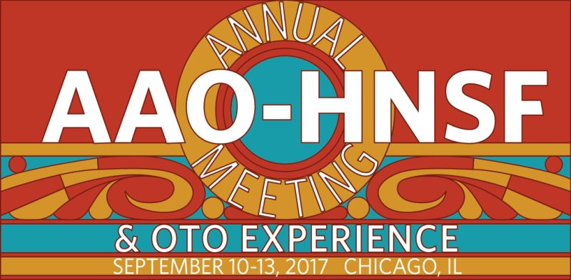 AAO-HNSF Annual Meeting _2017Chicago1