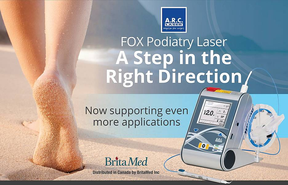 Fox Podiatry Laser Britamed Inc